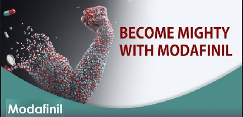 Let's become mighty with Modafinil